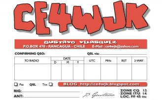 Magic Band: Chile CE4WJK