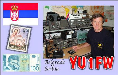 Serbia in 6 metri