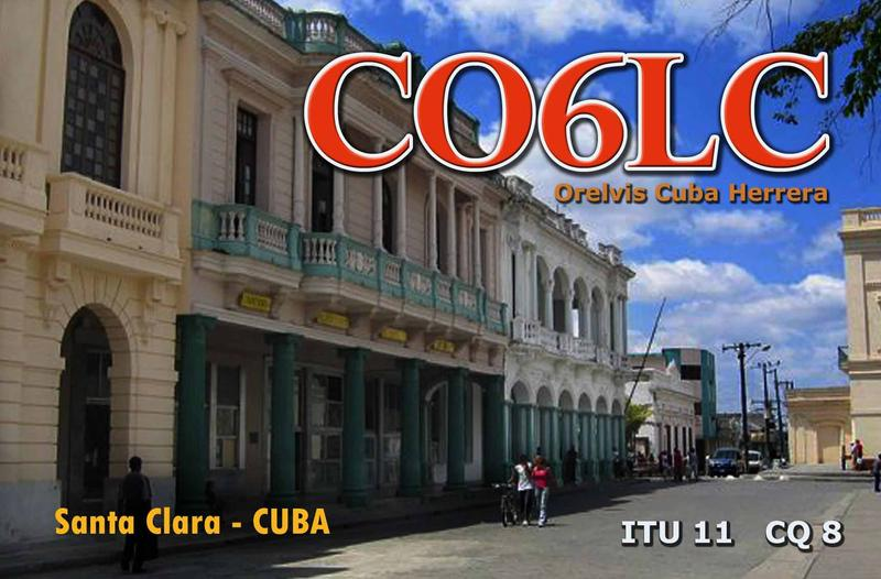 CUBA on AIR: CO6LC