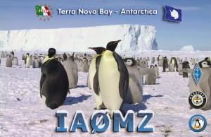 IA0MZ Antartica