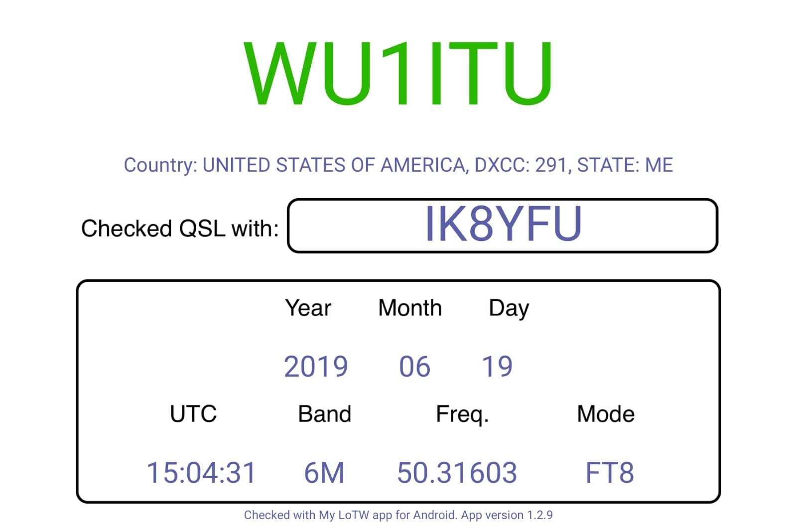 New One 6 metri: USA